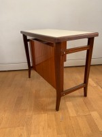 b9b487e163 1950s - Type Writing Desk by Gio Ponti